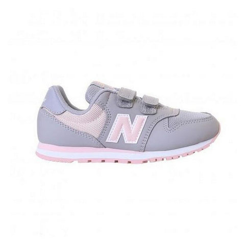 Children's Casual Trainers New Balance KV500KGY Grey