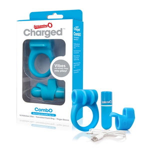 Charged CombO Kit #1 Blue The Screaming O 12686