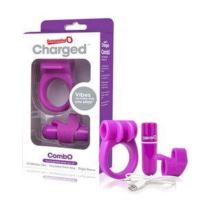 Charged CombO Kit #1 Purple The Screaming O 12693