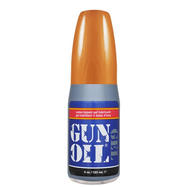 Water Based Gel Lubricant 120 ml Gun Oil 1202