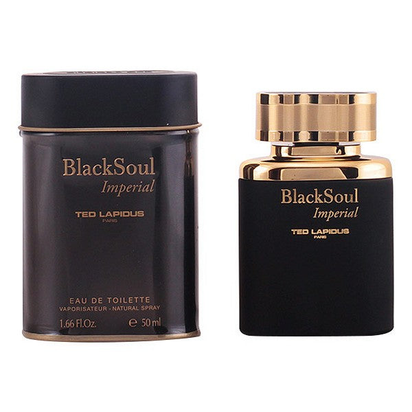 Men's Perfume Black Soul Imperial Ted Lapidus EDT