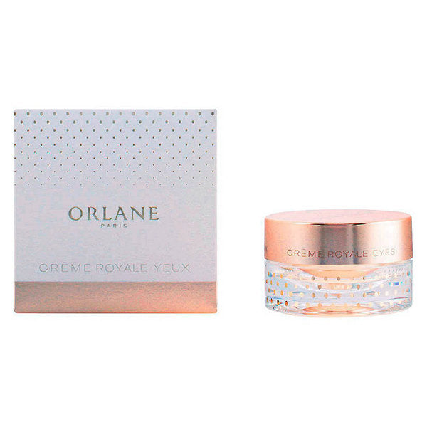 Anti-Ageing Cream for Eye Area Royale Orlane 24K