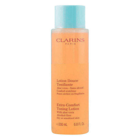 Alcohol-Free Tonic Lotion Douce Clarins