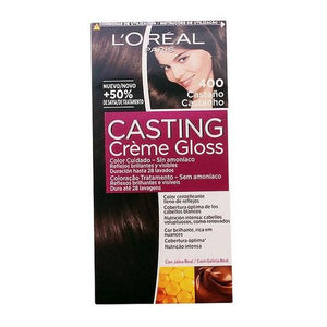 Dye No Ammonia Casting Creme Gloss L'Oreal Make Up Brown
