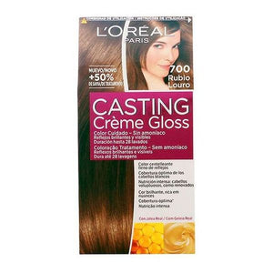 Dye No Ammonia Casting Creme Gloss L'Oreal Make Up Blonde