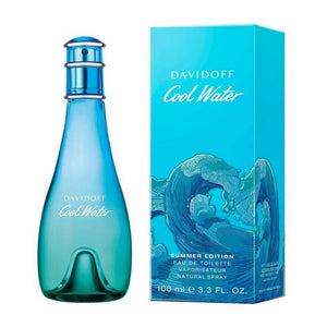 Women's Perfume Cool Watter Summer 19 Davidoff EDT (100 ml)