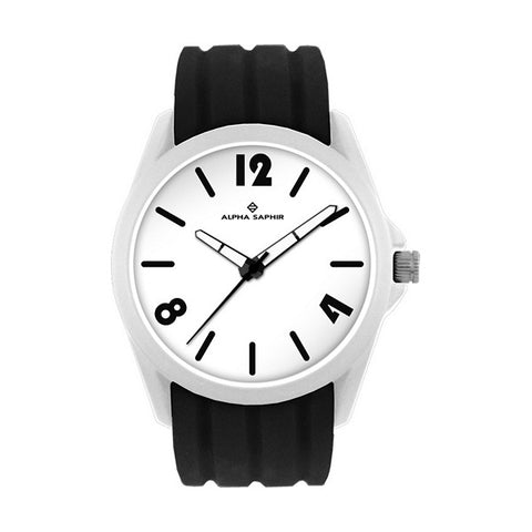 Unisex Watch Alpha Saphir 378S (38 mm)