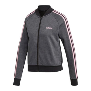 Women's Sports Jacket Adidas W E CB FZ Bomb Grey (Size xxl)