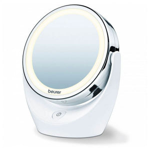 Turning mirror Beurer BS-49 LED White