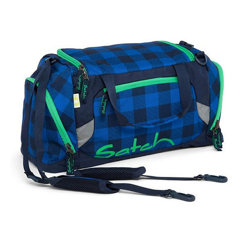 Sports bag Eco Ergobag Navy blue (50 X 25 x 25 cm)