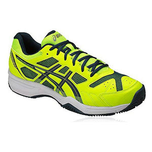 Adult's Padel Trainers Asics Gel Exclusive 4 SG Yellow