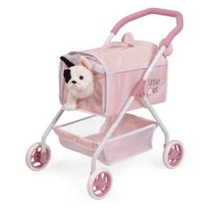 Doll Stroller Little Pet Decuevas (56 x 50 x 35 cm)