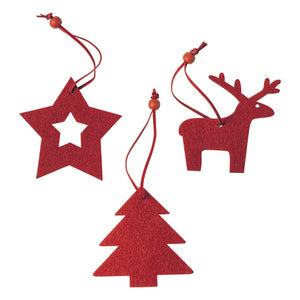 Christmas Decorations Set (3 pcs) 145197