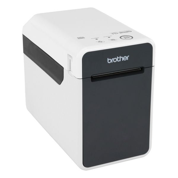 Thermal Printer Brother TD-2130N 300 dpi WiFi Bluetooth Grey White