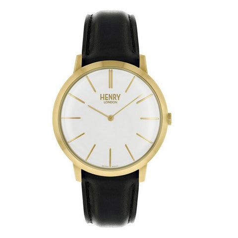 Unisex Watch Henry London HL40-S0238 (40 mm)