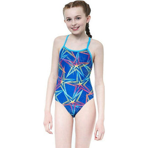 Swimsuit for Girls Ypsilanti Starling Fly