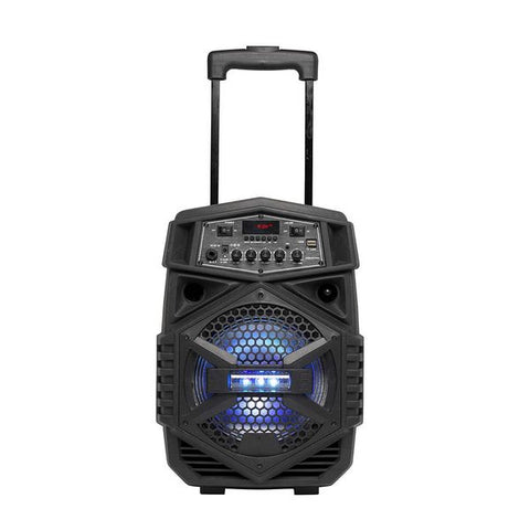 Portable Bluetooth Speaker with Microphone Denver Electronics TSP-110 10W Negro