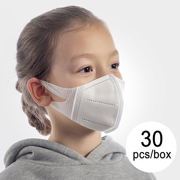 Protective Respirator Mask Children's (Pack of 30)
