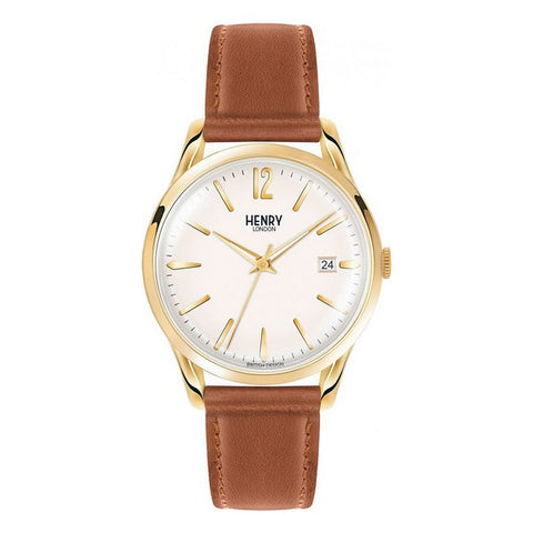 Unisex Watch Henry London HL39-S-0012 (39 mm)