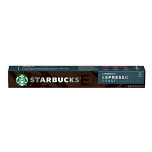 Coffee Capsules Starbucks 10 uds Espresso Roast