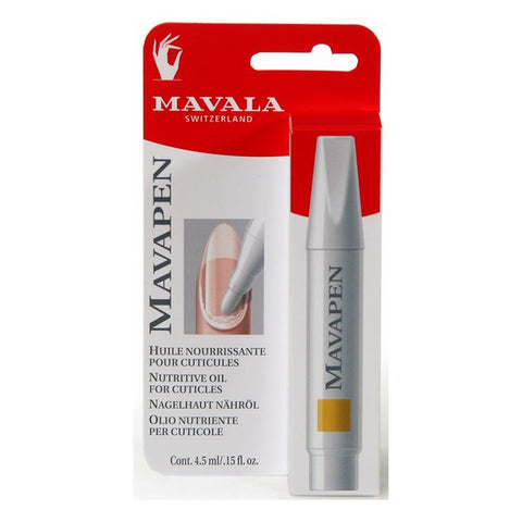 Cuticule Treatment Mavapen Mavala (4,5 ml)