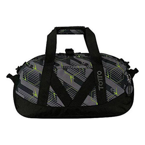 Sports bag Totto Grey (25 X  47 x 19 cm)
