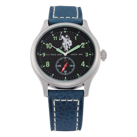 Unisex Watch U.S. Polo Assn. USP4306BL (40 mm)