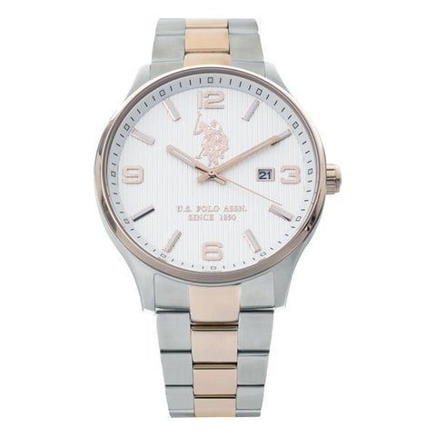 Unisex Watch U.S. Polo Assn. USP4339RG (40 mm)