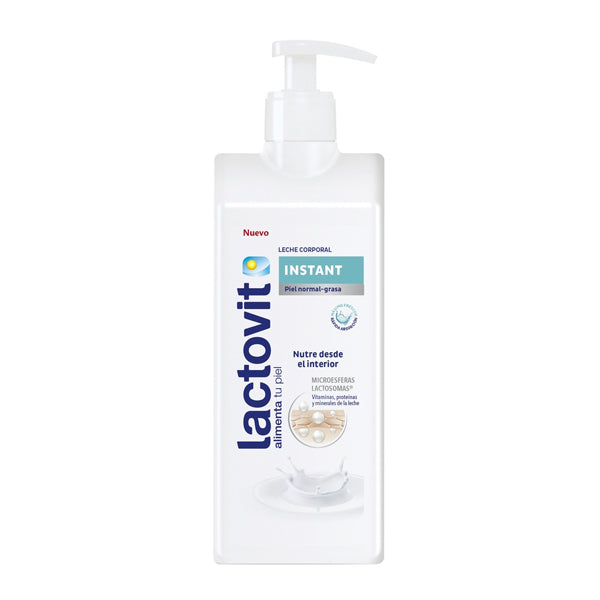 Moisturising Milk Original Lactovit (400 ml)