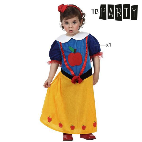 Costume for Babies Snow white