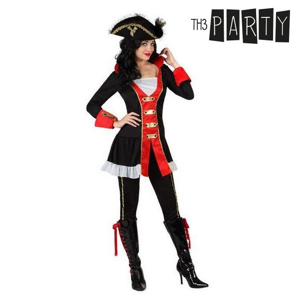 Costume for Adults Pirate captain (2 Pcs)