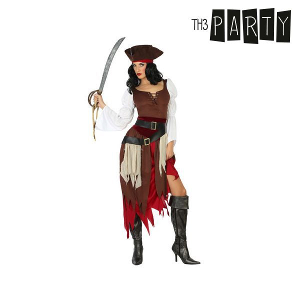 Costume for Adults Female pirate