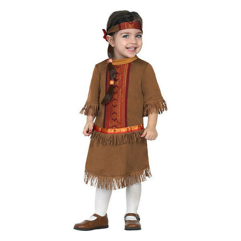 Costume for Babies 113213 Indian woman