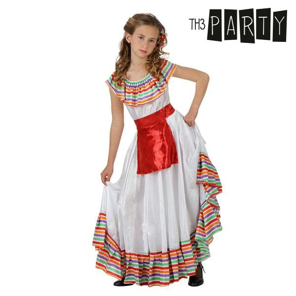 Costume for Children Mexican woman