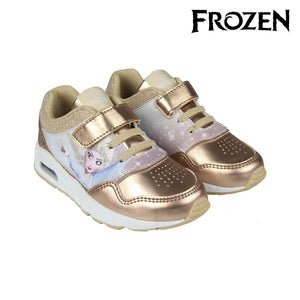 Sports Shoes for Kids Frozen 73277 Golden