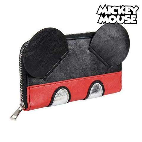 Purse Mickey Mouse 75681 Black/red