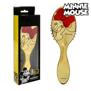 Brush Minnie Mouse 71408 Golden