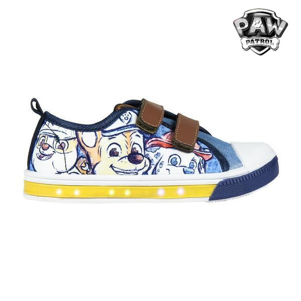 Casual Shoes with LEDs The Paw Patrol 73615 Navy blue