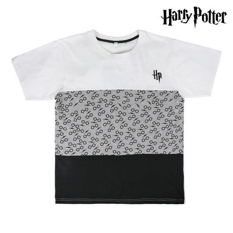 Short Sleeve T-Shirt Premium Harry Potter 73987