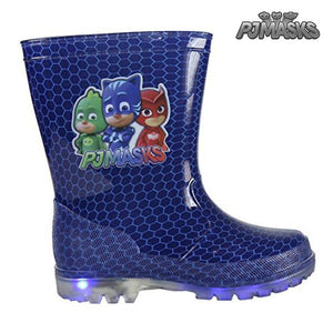 Children's Water Boots with LEDs PJ Masks 72758