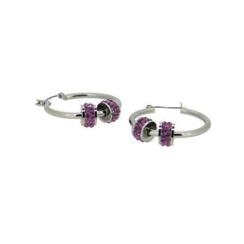Ladies' Earrings Time Force TS5084P