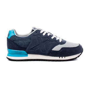 Unisex Casual Trainers Munich Dash 23 Navy blue