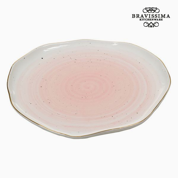 Flat plate Porcelain - Kitchen's Deco Collection by Bravissima Kitchen