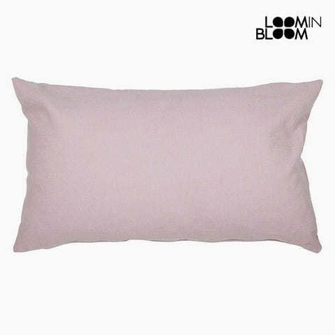 Cushion Pink (30 x 50 cm) by Loom In Bloom