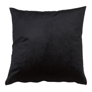 Cushion Velvet Black