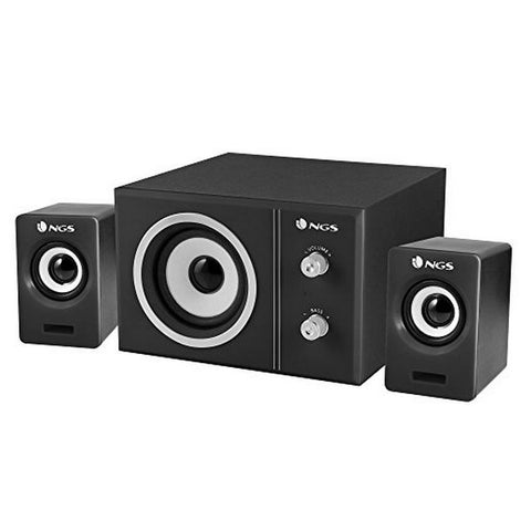 Speakers NGS SUGAR 20W Black