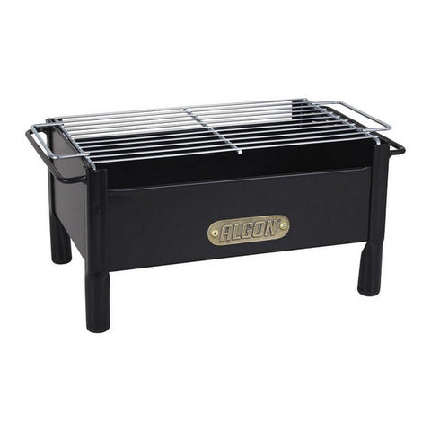 Barbecue Portable Algon Iron Black