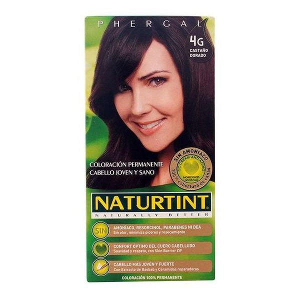 Dye No Ammonia Naturtint Naturtint Golden brown