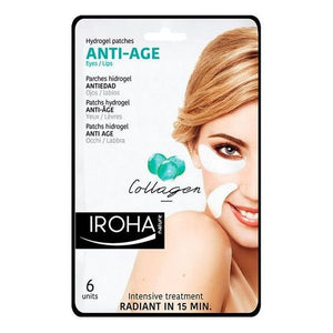 Patch for the Eye Area Eyes & Lip Antiage Iroha (6 pcs)