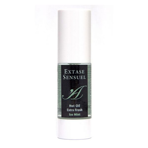 Hot Oil Stimulant Ice Mint Extase Sensuel E21980